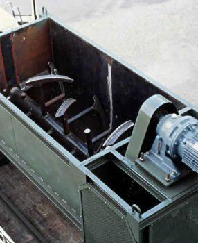 リボン式配合機 バッチミキサー